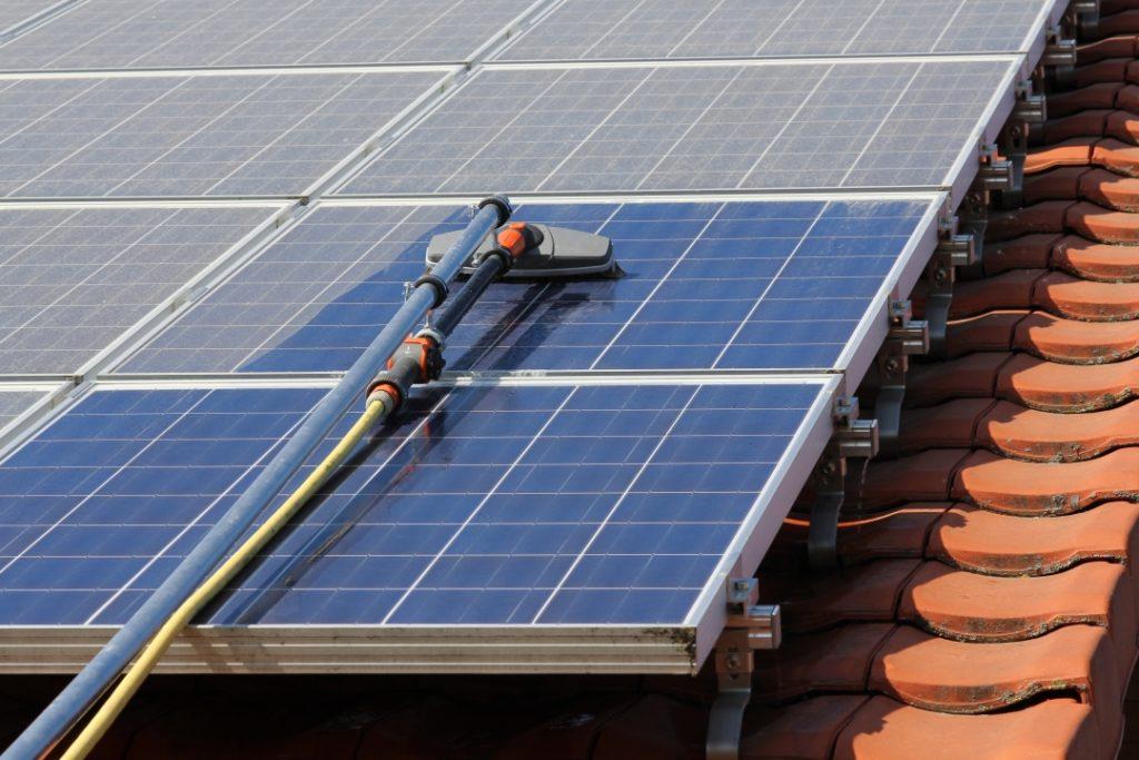 Solaranlagenreinigung Bremen, Osnabrück, Vechta